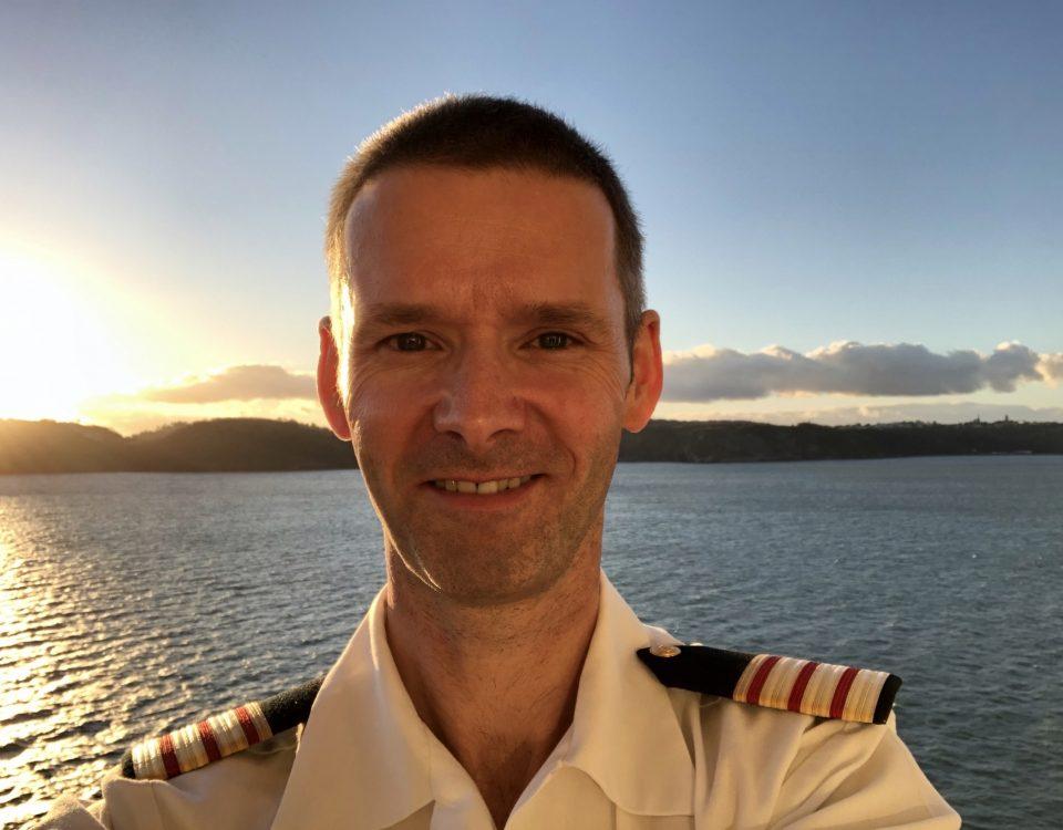 Gerry McCabe GP Cruise Ship Doctor